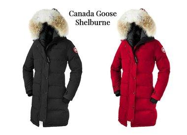Ladies Canada Goose Shelburne