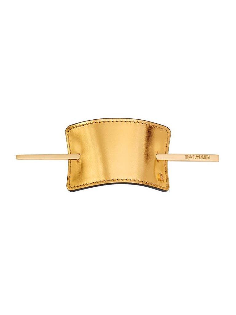 Balmain Couture Gold Spange