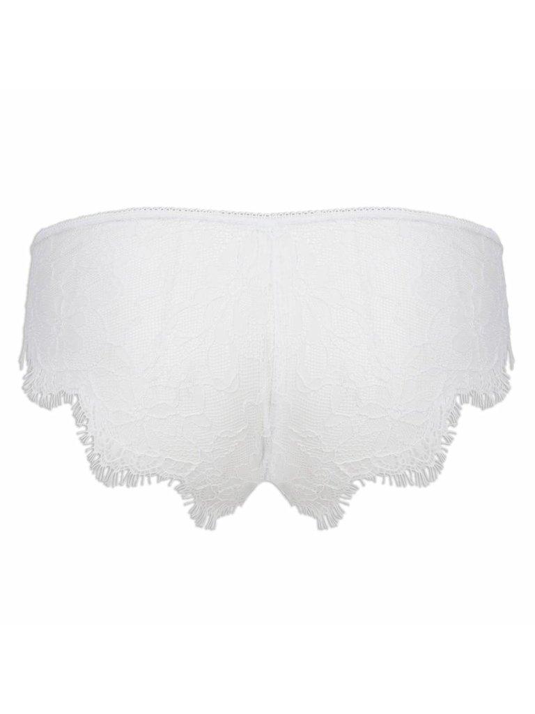 Chptr-S Benjamin slip lace white