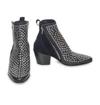 Mexicana laarzen studs zwart