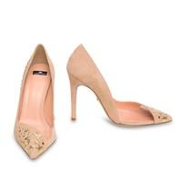 Elisabetta Franchi stars pumps pink