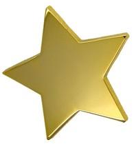 Godert.Me Big Star Stift gold