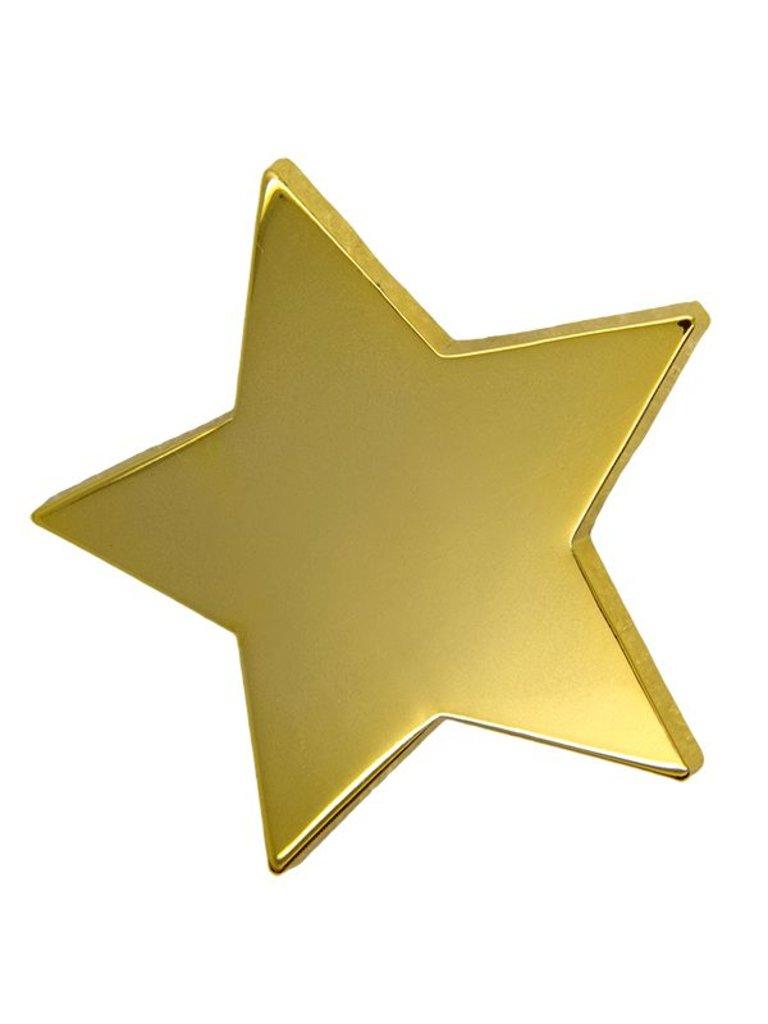 Godert.Me Big star pin gold