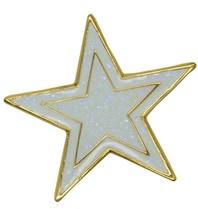 Godert.me Star pin white