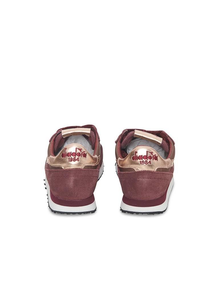 Diadora Trident Sneaker weinrot