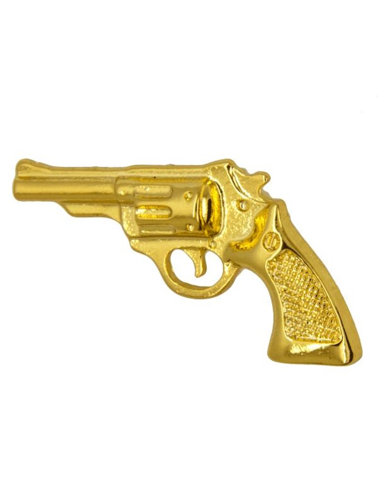Godert.me Gun Stift Gold