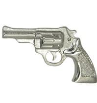 Godert.me Gun pin zilver