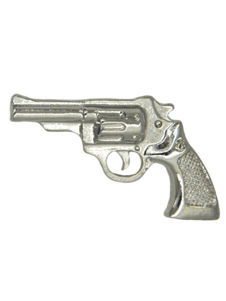 Godert.me Gun Stift Silber