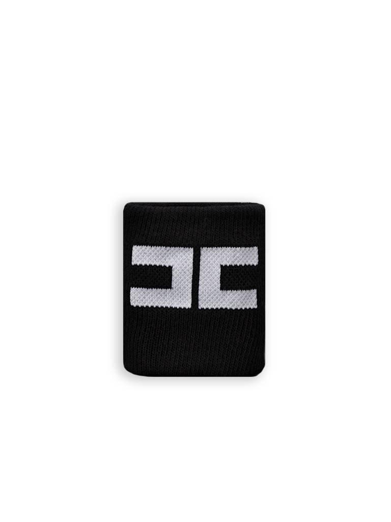 Elisabetta Franchi Sportband black with white