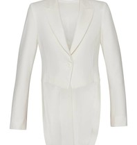 Godert.me tailcoat white