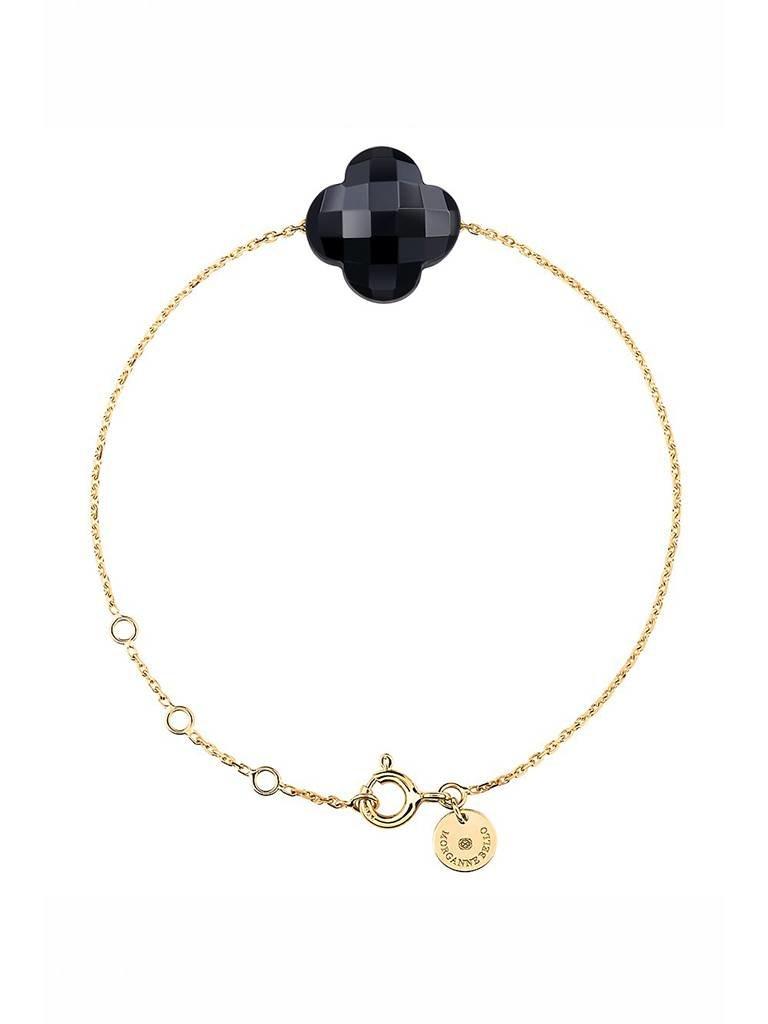 Morganne Bello Armband mit Onyx Stein