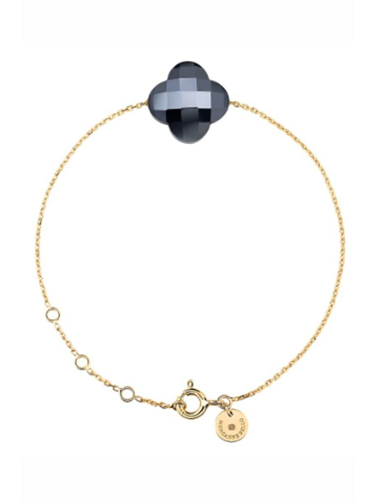 Morganne Bello Armband mit Hämatit Stein