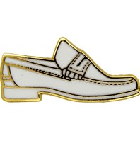 Godert.me Loafer shoe pin gold