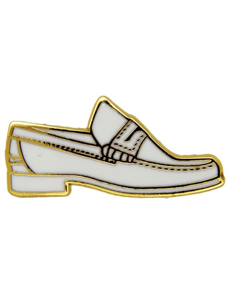 Godert.me Loafer shoe Stift Gold