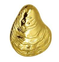 Godert.me Oyster pin gold