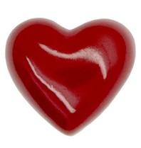 Godert.me 3D heart pin red