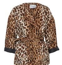 STAND Aria Leopard Jacke