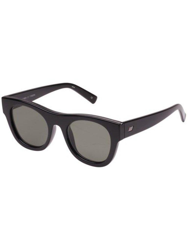 Le Specs Arcadia zonnebril zwart