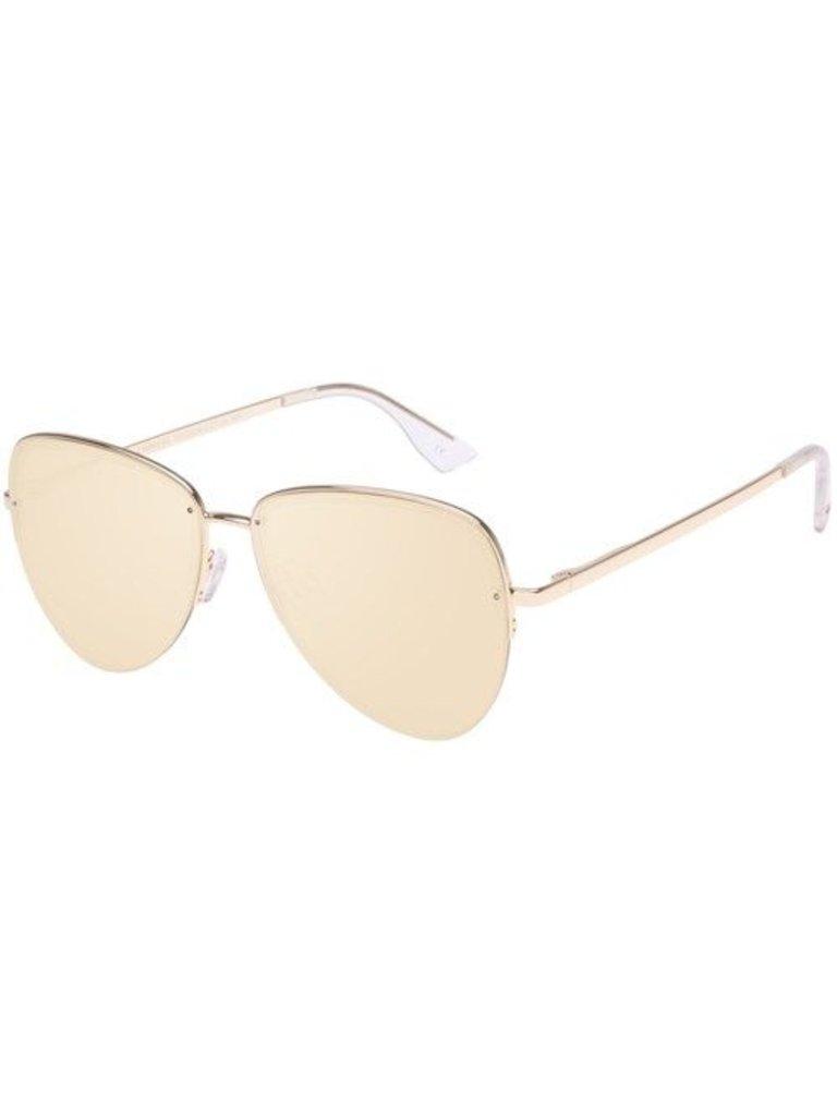 Le Specs Sonnenbrille Luxus Empress Gold