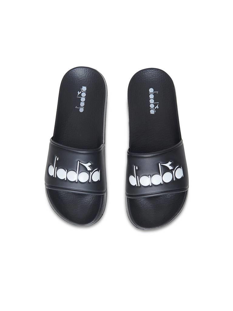 Diadora Pantoffel schwarz