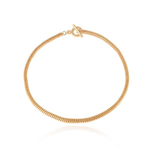 Special chain collier - Gold