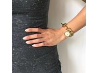 Big mermaid bracelet - Rose