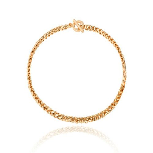 Mini spiga collier - Gold