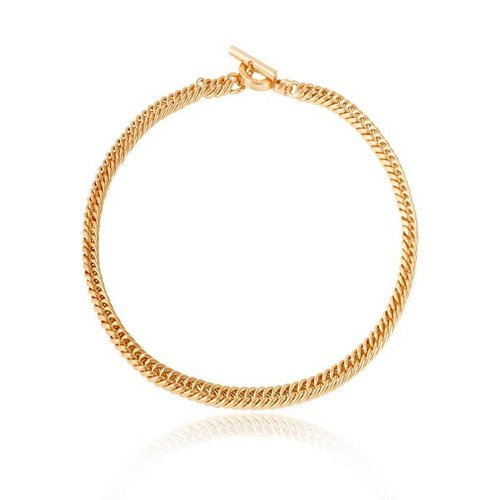Ini mini mermaid collier - Goud
