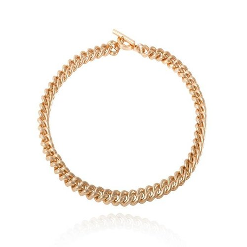 Mini solochain collier - Light Gold