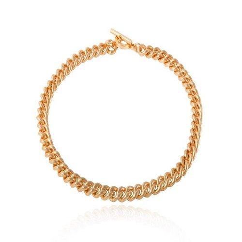 Mini solochain collier - Gold
