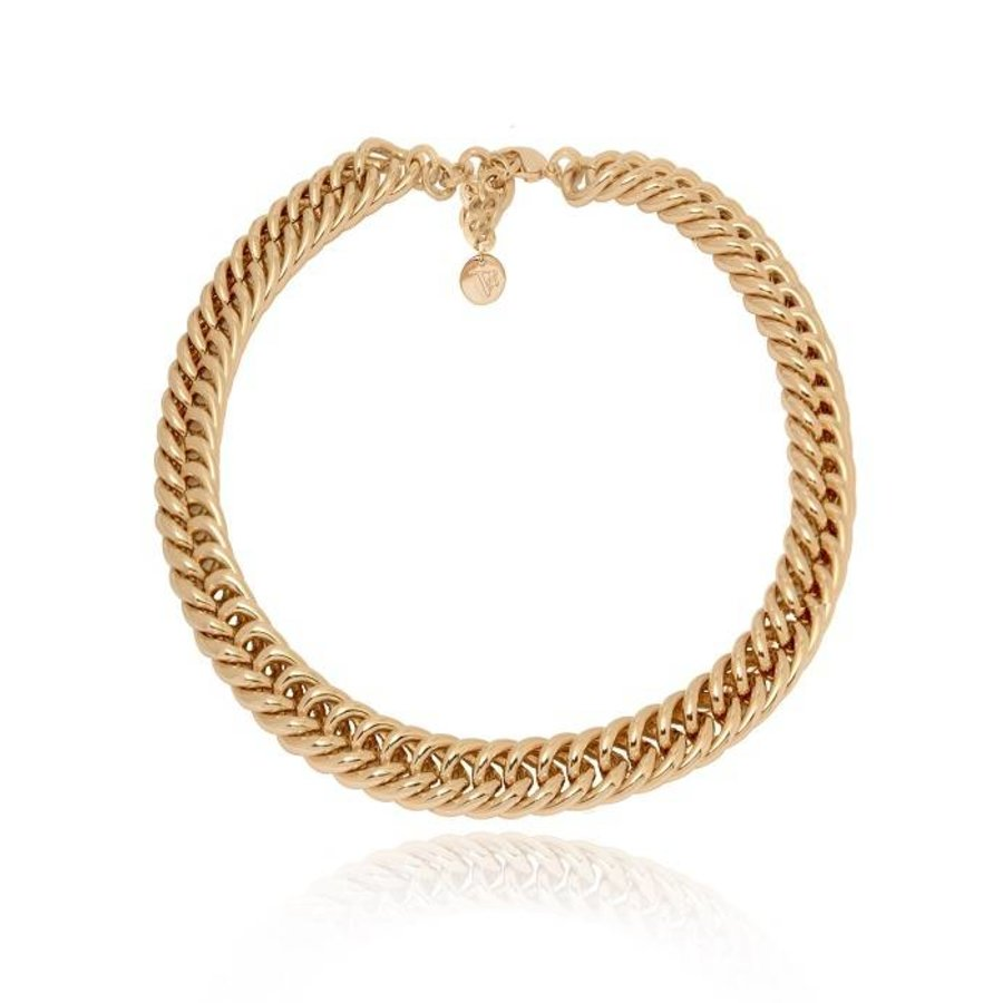 Small mermaid collier - Light Gold