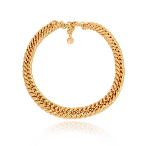 Small mermaid collier - Goud