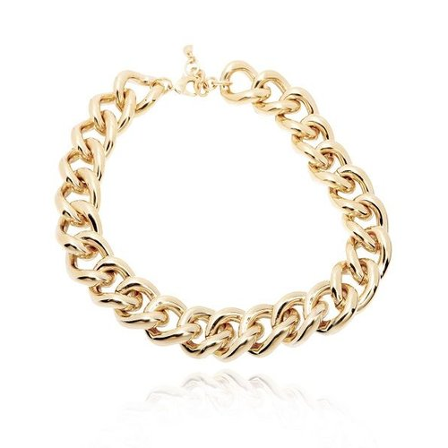 Solochain collier - Light Gold