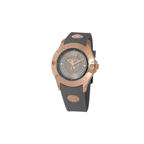 Stormy ocean rose/grijs horloge