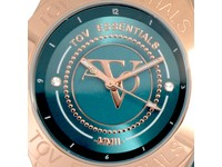 Atlantis rose/caribbean blue watch
