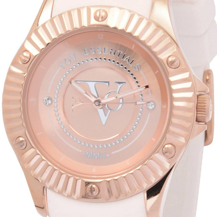 White beach rose watch
