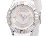 White beach steel watch