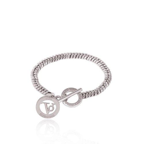 Special chain bracelet - White Gold