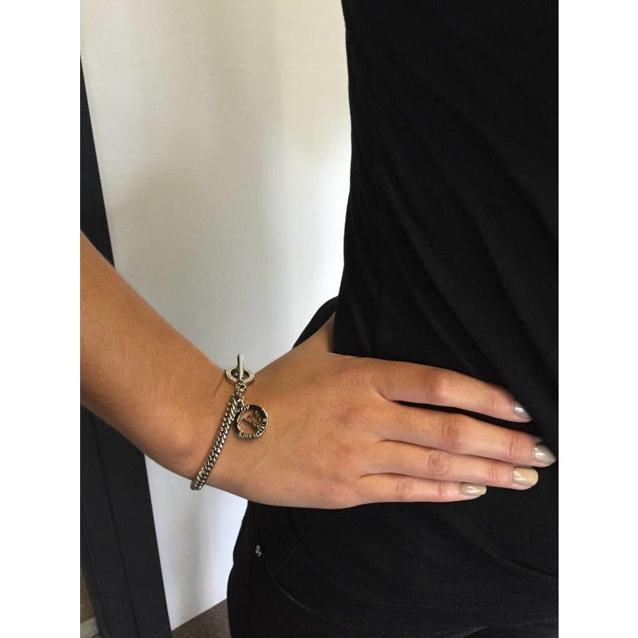 Special chain bracelet - Light Gold