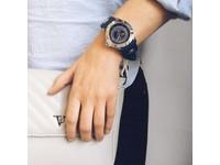 Pearl Harbour - Burgundy - Rose - watch