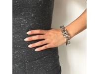 Oval Gourmet Plain - Armband
