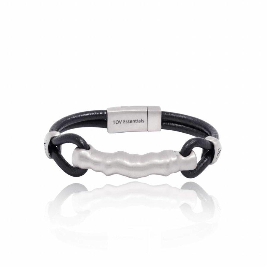 Lot's of cord tube bracelet  - Copy