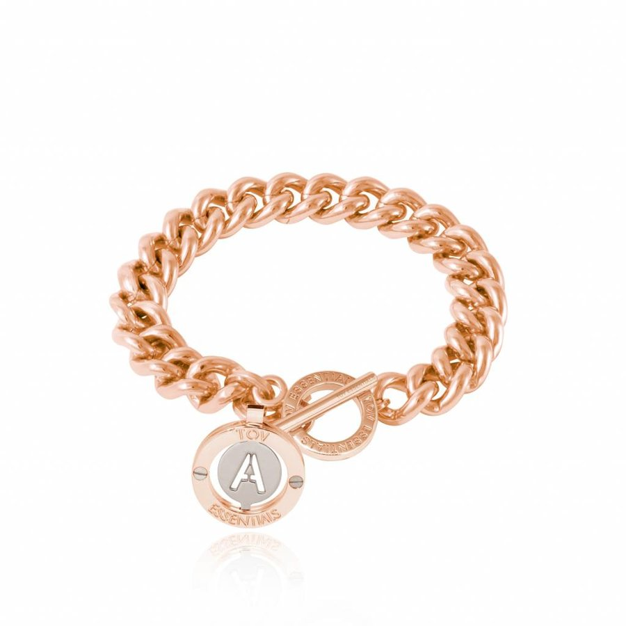 Mini solochain Iniziali bracelet