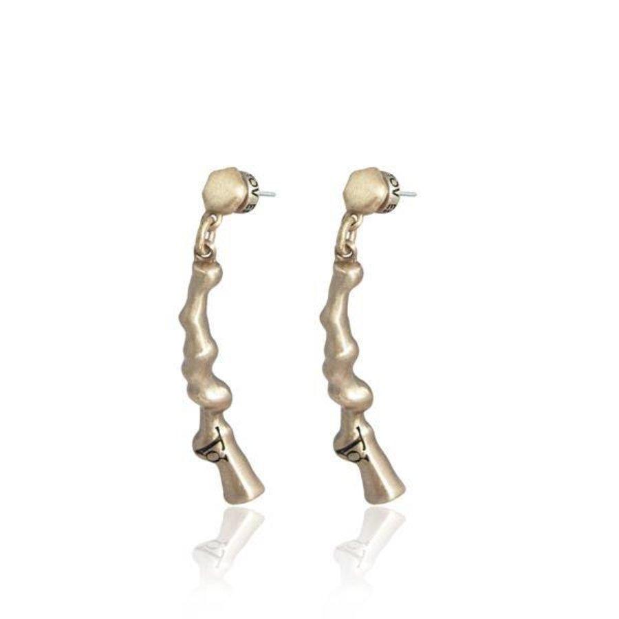 OAK - twig - earring
