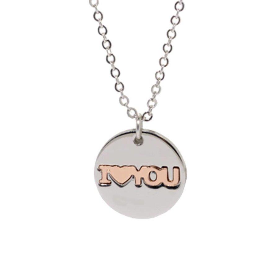 Iloveyou necklace