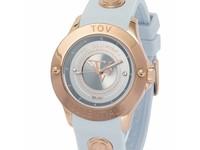 baby blue watch