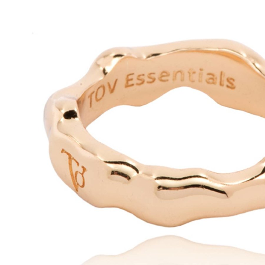 OAK ring - goud