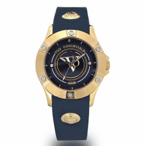 Navy Combat - Gold - Horloge