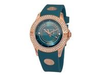 Atlantis sparkle rose/caribbean blue horloge