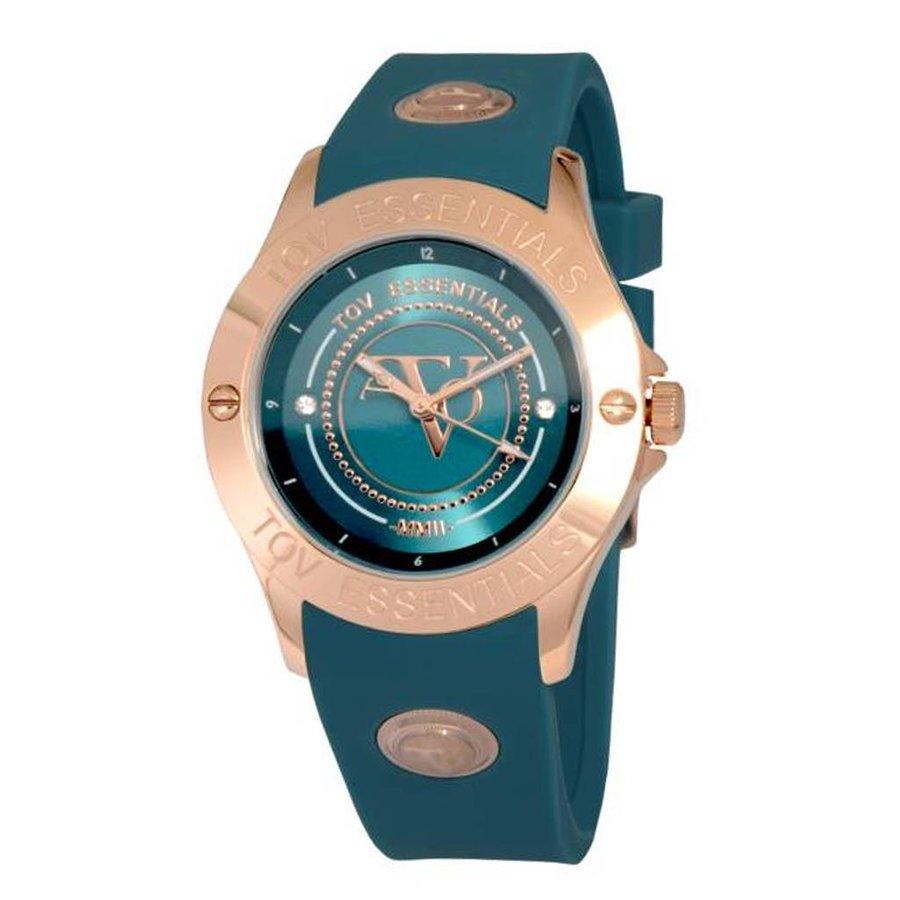Atlantis rose/caribbean blue watch